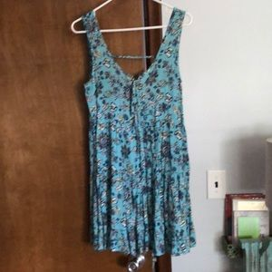 Women's tunic top or short dress. Size small